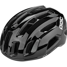 POC Ventral Air Spin Casco, uranium black raceday